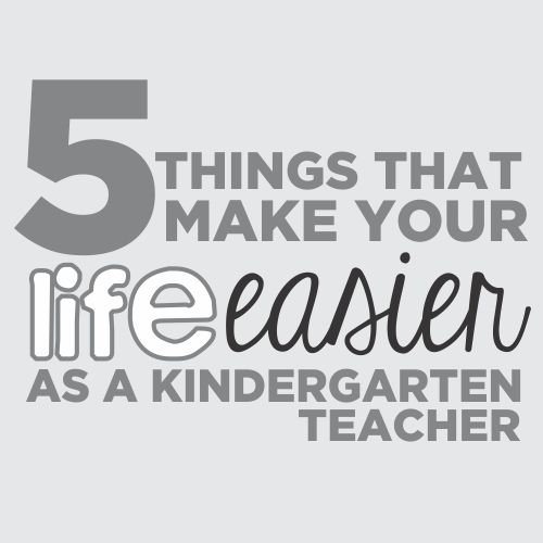 Kinder Garden: Chalk Talk: A Kindergarten Blog: Is Everyone Ready For