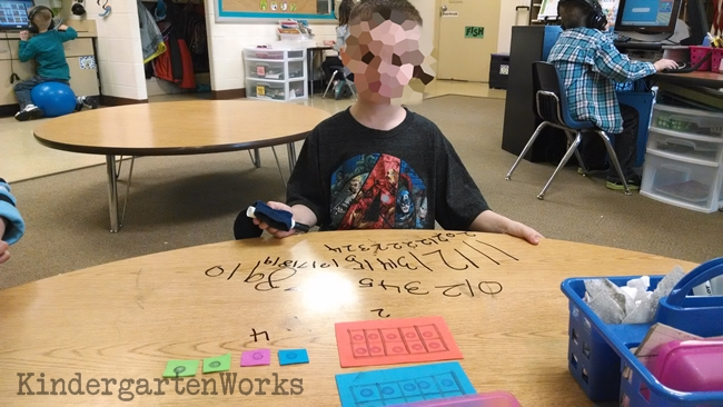 composing and decomposing numbers: a guided math lesson plan flow