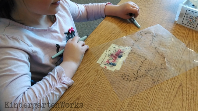 Keeping Math Games Zone Simple - Using Transparencies for Worksheets