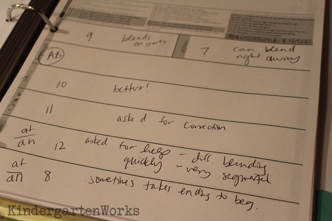 Organizing Your Guided Reading Binder - 6 Simple Ways - Have Room to Write