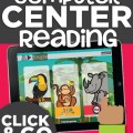 Computer Center Reading | Kindergarten | Phonics and Literacy | Common Core