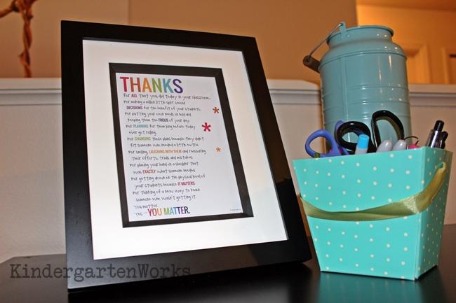 Teacher Poems - Teacher Appreciation