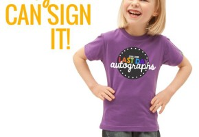 last day of school autograph shirt - Cool shirts for kids