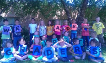 End of the Year Class Photo Kindergarten - KindergartenWorks