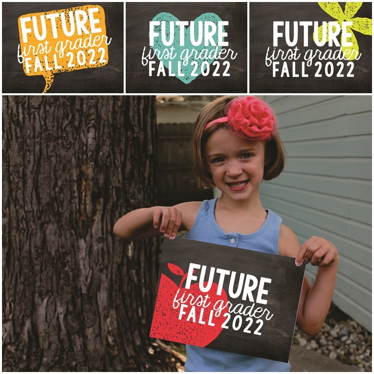 Printable End Of The Year Photo Props