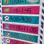Weekly Specials Schedule - Kindergartenworks