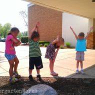 Spelling Kindergarten Sight Words: A Kinesthetic Way to Learn