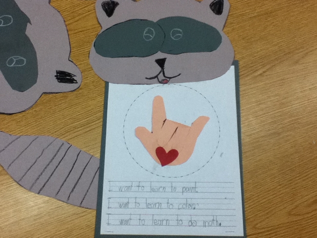 The Kissing Hand Worksheets For Kindergarten
