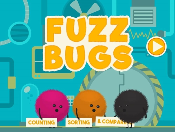 Fuzz bugs sorting game online
