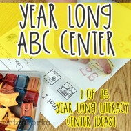 ABC Center – See, Stamp, Write and Explore
