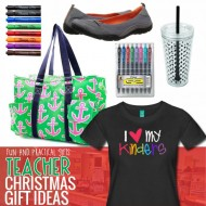 What the Teacher Really Wants for Christmas – Fun and Practical Gifts for Teachers