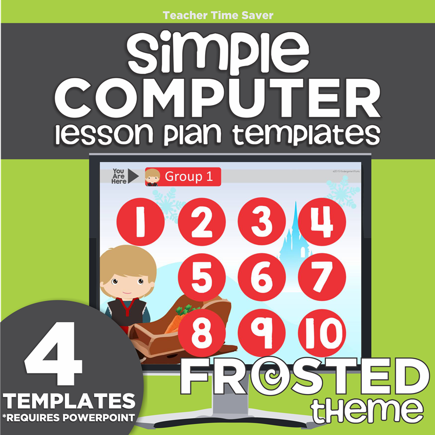 lesson templates
