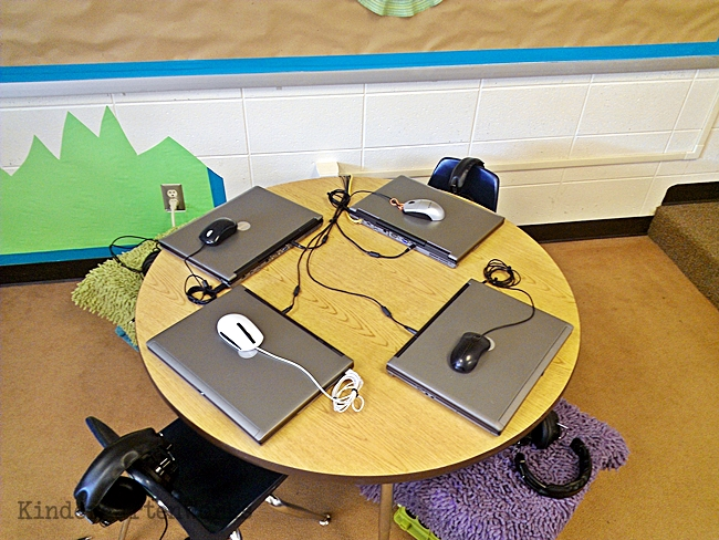 alternative seating in kindergarten - KindergartenWorks