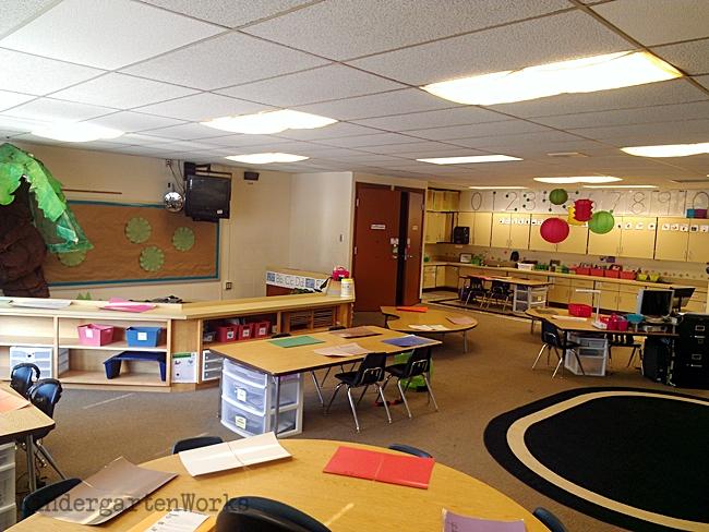 alternative seating in kindergarten - KindergartenWorks