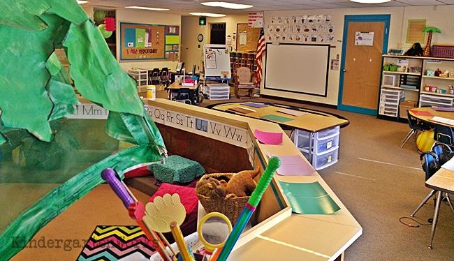 alternative seating in kindergarten 8 - KindergartenWorks