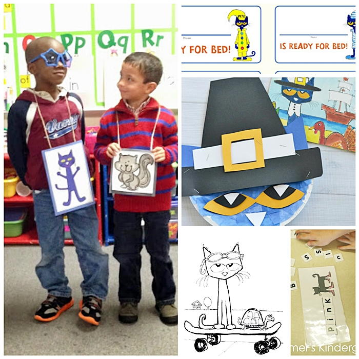 How to Teach Pete the Cat Magic Sunglasses - KindergartenWorks