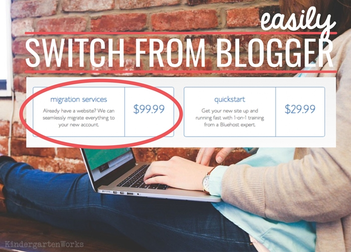 How to Start a Blog: how to switch from blogger to wordpress easily