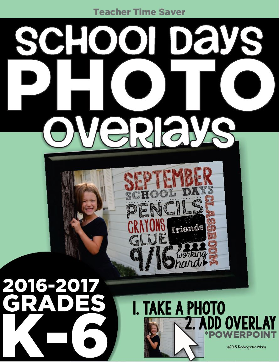 How To Get Cute Student Photos All Year Long