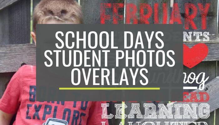 How To Get Cute Photos of Your Students All Year Long