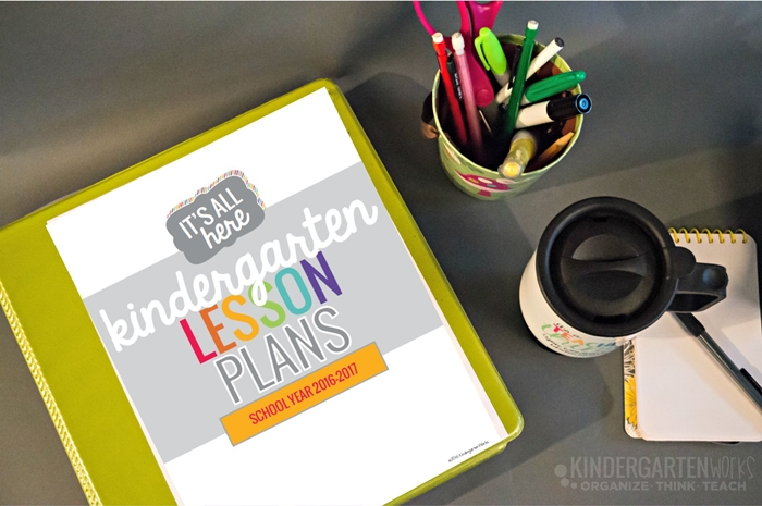 Lesson plan binder covers - these instant downloads are perfect for my teacher planning binder