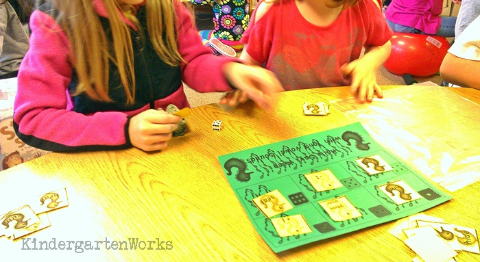 Free Long Vowel Patterns Roll Say Keep Game