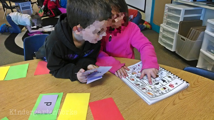 Guided Reading Tools to Make Reading Fun in Kindergarten - Craft foam believe it or not!