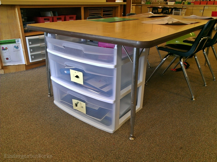 "Alternative Seating Setup: Where To Put All the ""Stuff"""