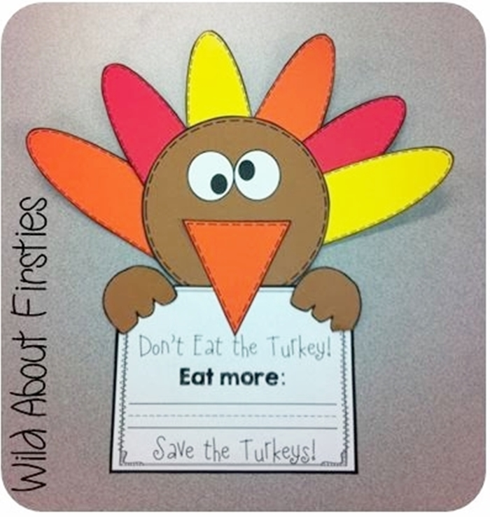 9 Easy and Fun Thanksgiving Activities for Kindergarten ...