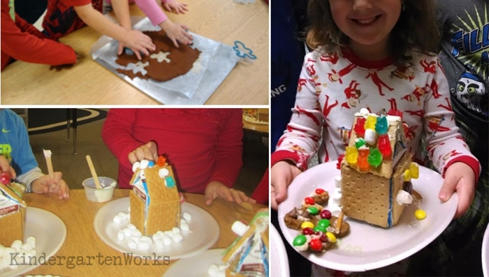 Bring the gingerbread man alive - I'll walk you through how