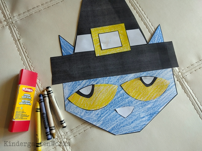 How to Make a Pete the Cat Thanksgiving Activity - this will fit right into my lesson plans
