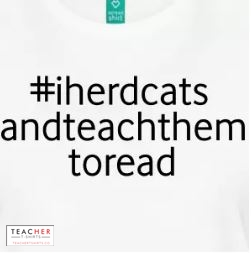 I Herd Cats and Teach Them to Read