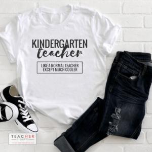 kindergarten teacher shirts