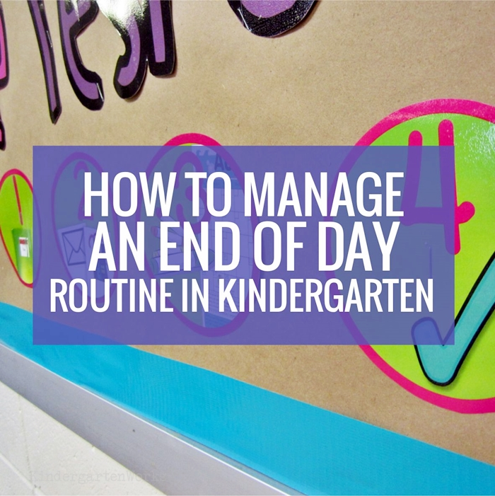 How to Manage an End of Day Routine