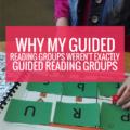 A new approach to teaching guided reading