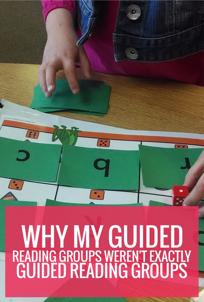 A new approach to teaching guided reading in kindergarten