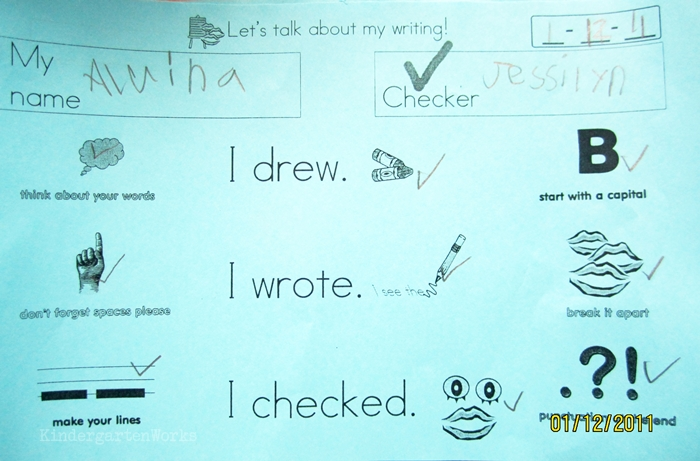 How to teach the writing process in developmentally appropriate ways in kindergarten