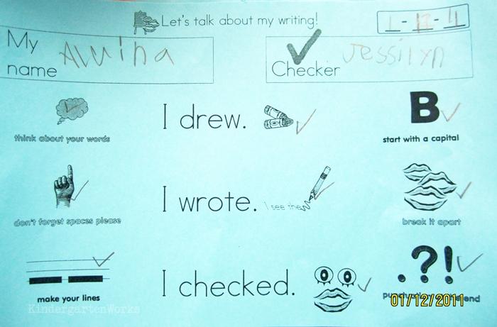 How to teach the writing process in developmentally appropriate ways in kindergarten