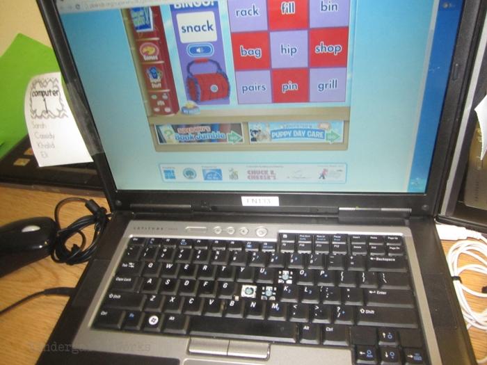 kindergarten computer games - Kindergarten Computer Activities Made Easy