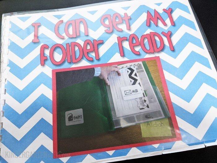 Get ready to go home classroom procedures book