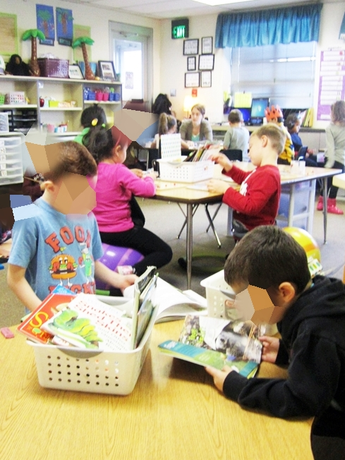 The Truth About Kindergarten Classroom Management - how to use your voice effectively