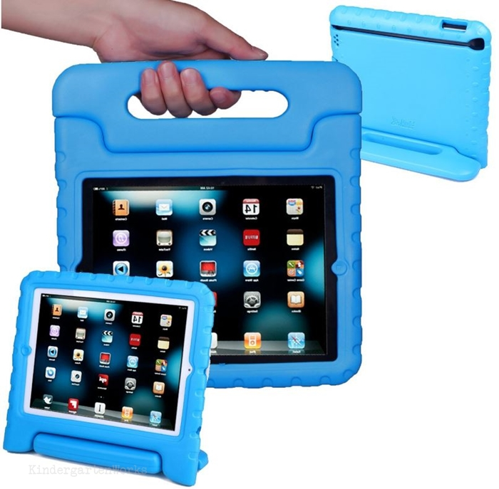 iPad Case for Kindergartners with handle