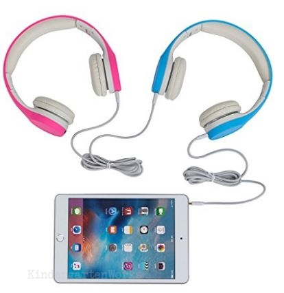 iPad Headphones for Kindergartners
