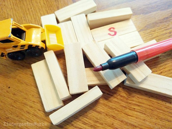 Build-a-House Onset and Rime Activity (CVC Word Building)