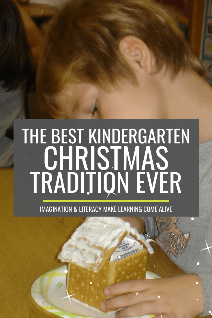 The Best Kindergarten Christmas Tradition EVER