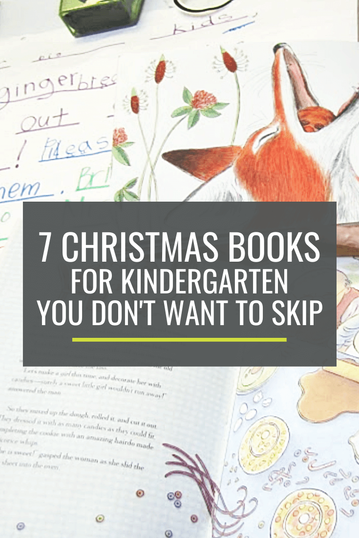 7 Christmas Books for Kindergarten You Don't Want to Skip