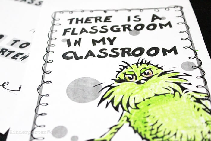 There's a Wocket in My Pocket Seuss-Inspired Class Book