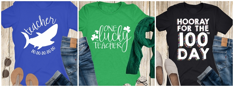 Teacher Tshirts for Kindergarten