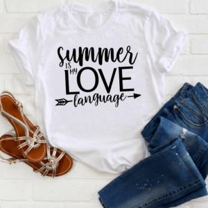 Summer is my love language1