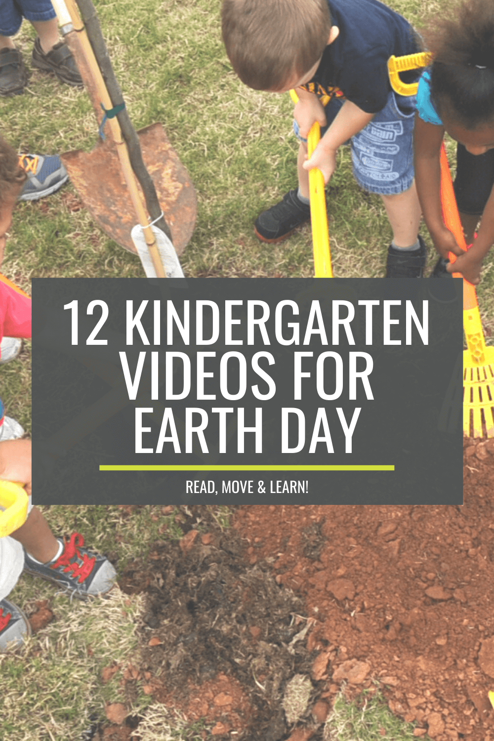 12 Kindergarten Videos for Earth Day – Read, Move and Learn!
