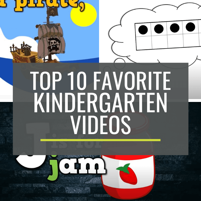 Favorite Harry Kindergarten Videos for Kindergarten